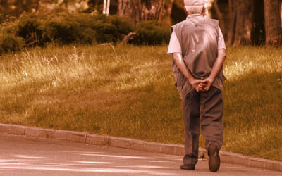 Tips on preventing someone with dementia symptoms from wandering