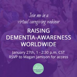 Raising Dementia Awareness